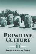 Primitive Culture, Volume II