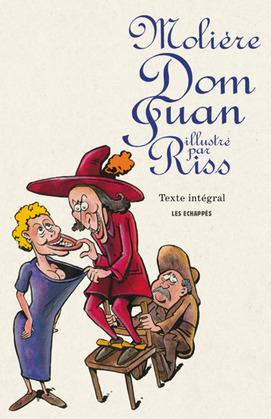 Dom Juan illustré par Riss