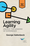 Learning Agility: Unlock the Lessons of Experience: Unlock the Lessons of Experience