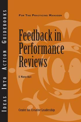 Feedback in Performance Reviews