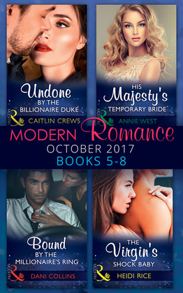 Modern Romance Collection: October 2017 5 - 8 (Mills & Boon e-Book Collections)