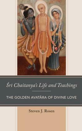 Sri Chaitanya's Life and Teachings