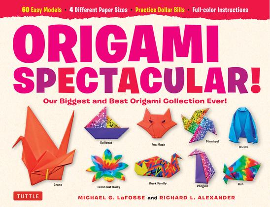 Origami Spectacular! Ebook