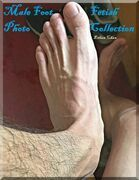 Male Foot Fetish Photo Collection