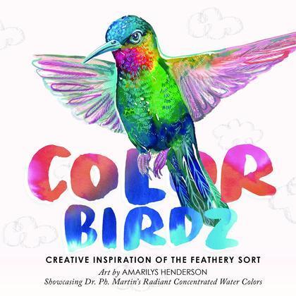 Color Birdz: Creative Inspiration of the Feathery Sort