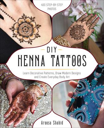 DIY Henna Tattoos