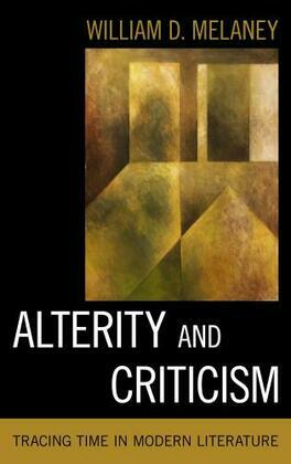 Alterity and Criticism