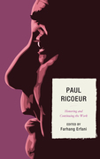 Paul Ricoeur: Honoring and Continuing the Work