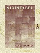 Nidintabel - La Perse ancienne
