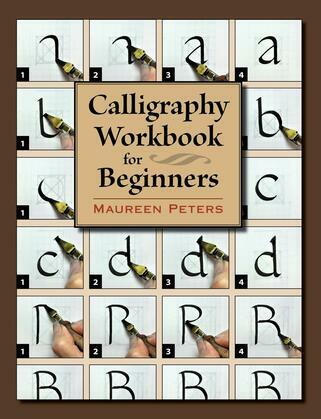 Calligraphy Workbook for Beginners
