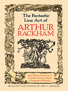 The Fantastic Line Art of Arthur Rackham