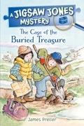 Jigsaw Jones: The Case of the Buried Treasure