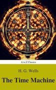 The Time Machine (Best Navigation, Active TOC) (A to Z Classics)