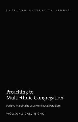 Preaching to Multiethnic Congregation