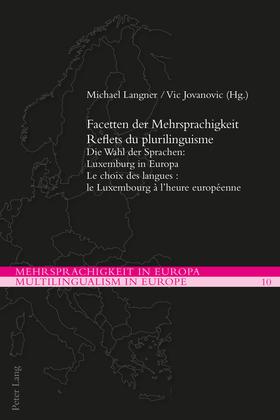 Facetten der Mehrsprachigkeit / Reflets du plurilinguisme