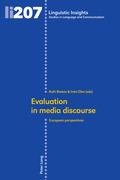 Evaluation in media discourse