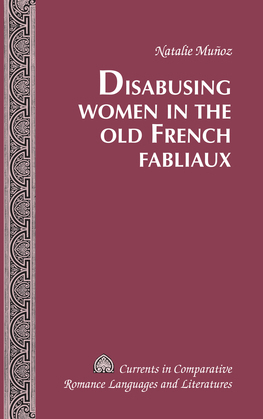 Disabusing Women in the Old French Fabliaux