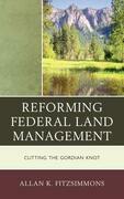 Reforming Federal Land Management