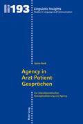 Agency in Arzt-Patient-Gespraechen
