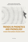 Trends in Phonetics and Phonology