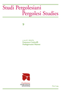 Studi Pergolesiani / Pergolesi Studies