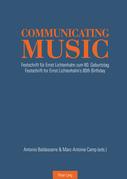 Communicating Music