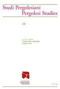 Studi Pergolesiani- Pergolesi Studies