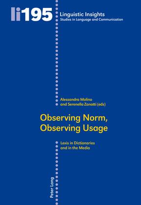 Observing Norm, Observing Usage