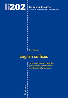 English suffixes