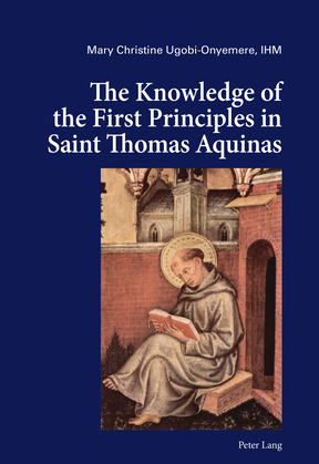 The Knowledge of the First Principles in Saint Thomas Aquinas