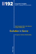 Evolution in Genre