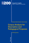 Corpus Analysis for Descriptive and Pedagogical Purposes