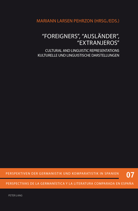 «Foreigners», «Auslaender», «Extranjeros»