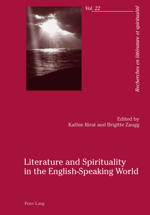 Literature and Spirituality in the English-Speaking World