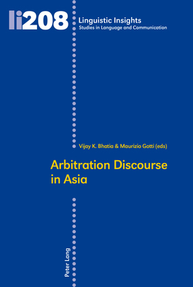 Arbitration Discourse in Asia