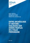 Entre archéologie et histoire : dialogues sur divers peuples de l'Italie préromaine