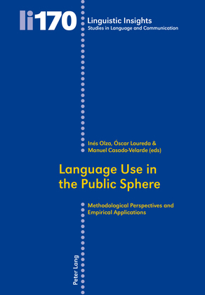 Language Use in the Public Sphere