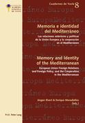 Memoria e identidad del Mediterráneo - Memory and Identity of the Mediterranean