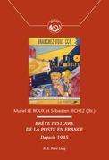 Brève histoire de la Poste en France