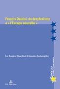 Francis Delaisi, du dreyfusisme à « l'Europe nouvelle »