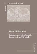 Concurrences interrégionales Europe–Asie au XXIe siècle