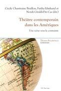 Théâtre contemporain dans les Amériques