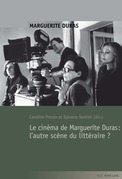 Le cinéma de Marguerite Duras : l'autre scène du littéraire ?