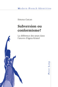 Subversion ou conformisme ?