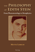 The Philosophy of Edith Stein