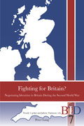 Fighting for Britain?