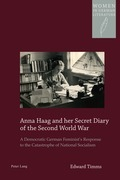 Anna Haag and her Secret Diary of the Second World War