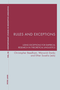 Rules and Exceptions