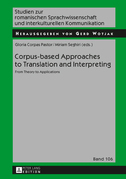 Corpus-based Approaches to Translation and Interpreting