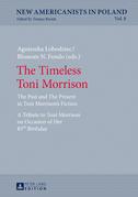 The Timeless Toni Morrison